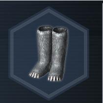 Panda Boots L