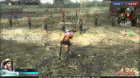 DWO Eastern Sword - Eclipse