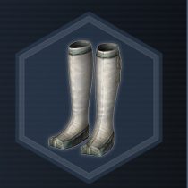 Flag boots