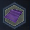 Purple fabric s