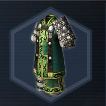 Green Plated Armor