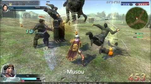 DWO Nine Tails - Musou's