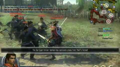 Dynasty Warriors Online - Eliminate The Bandits S
