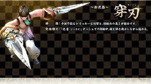 真‧三國無雙Online 2013 01 17 新武器「穿刃」實裝!