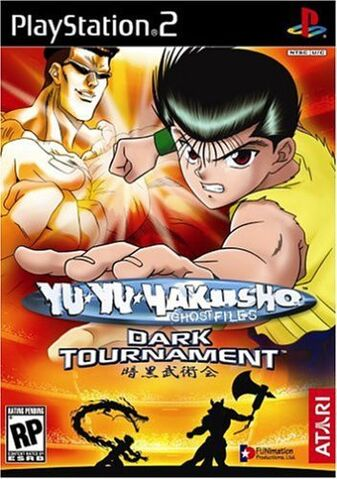 File:YU YU HAKUSHO DARK TOURNAMENT PS2.jpg