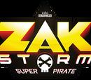 Zak Storm: Súper Pirata