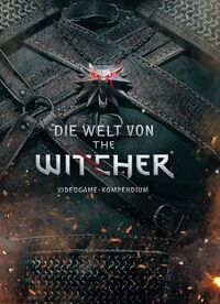 The World of The Witcher book deutsch