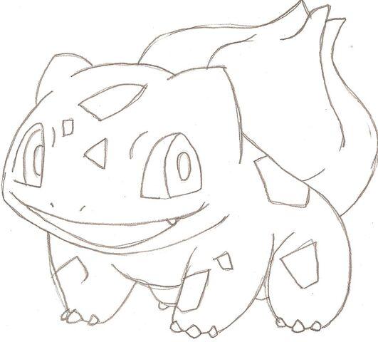 File:Bulbasaur Lineart by Tweak 93.jpg