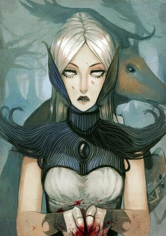 File:Ice queen by dark tarou-d41x8g9.jpg