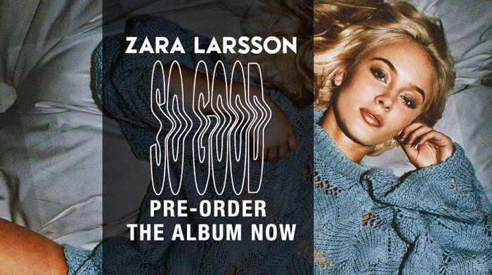 Zara So Good Promo