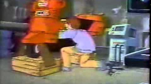 """Gobots episode 58 """"It's the Thought That Counts"""" 1 of 2"""