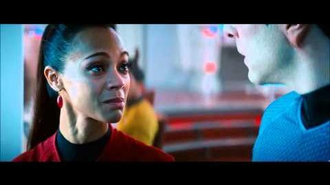 Star Trek Into Darkness - Vengeance Crashes Hope for Kirk