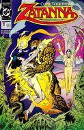 Zatanna Volume 1 Issue 1