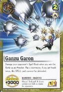 Ganzu garon card