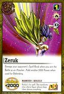 Zeruku card