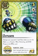 Zerusen card S163