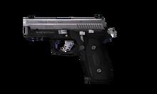 W s pistol sigp229 측면