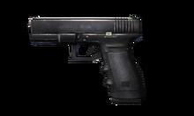 W s pistol glock 21c 측면