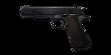 W s pistol m1911a1 측면