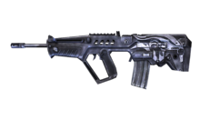 W m rifle tar21 측면