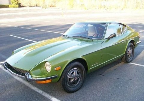 File:1972 Datsun 240Z green.jpg