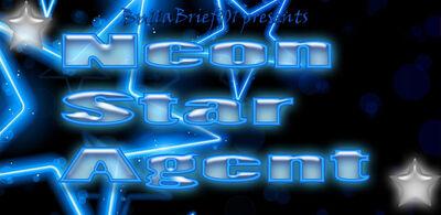 Neon star agent copy