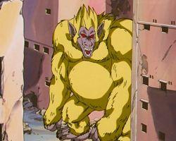 Golden Great Ape