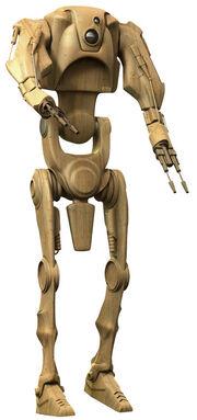 E4 baron droid
