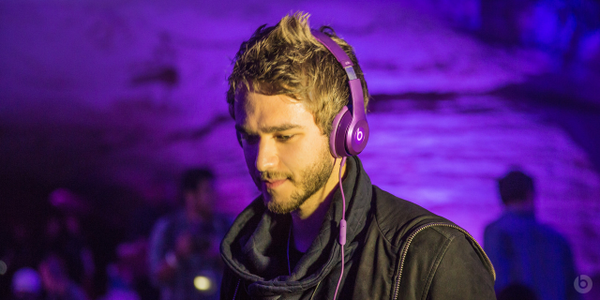 File:Zedd during the Addicted to a Memory ZTCE.png