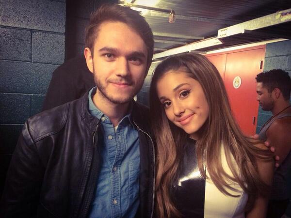 File:Zedd & Ariana.jpg
