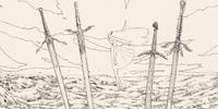 Ristaccia Swords