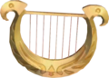Skyward Sword Goddess's Harp (Render).png