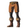 Breath of the Wild Hero's Clothes (Breath of the Wild) Trousers of the Wild (Icon)