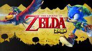 Sonic zelda