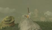 Breath of the Wild Sheikah Sword Eightfold Blade (Lantern Lake)