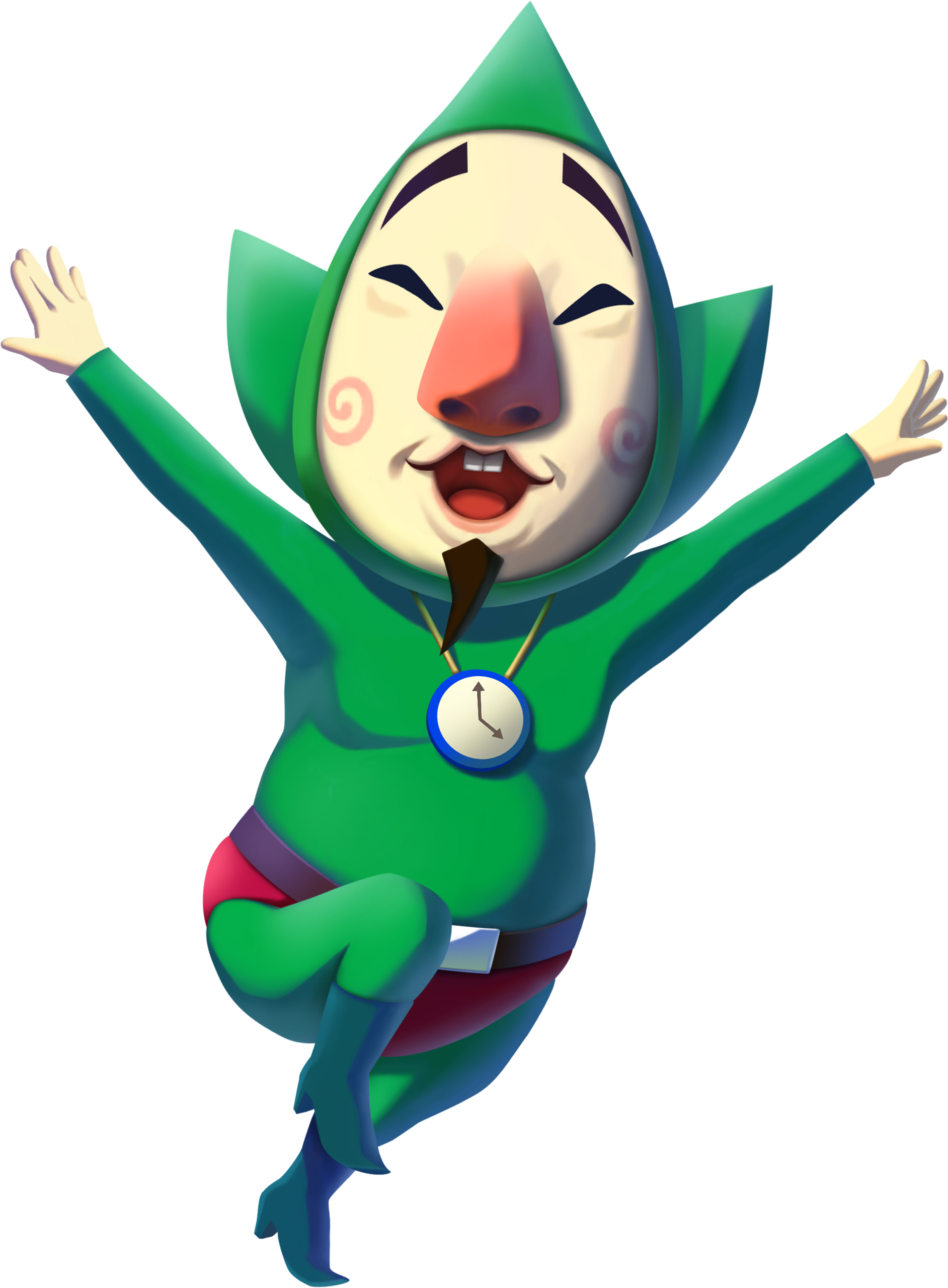 Kid Link Ocarina Of Time Tingle   ZeldaWi...