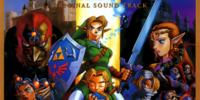 The Legend of Zelda: Ocarina of Time Original Soundtrack