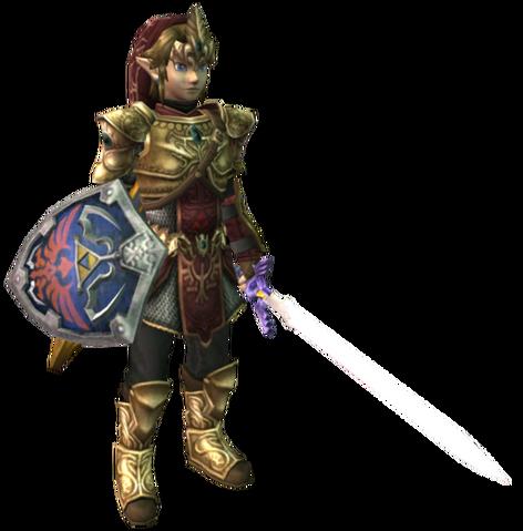 File:Twilight Princess Tunics Magic Armor (Render).png