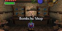 Bombchu Shop