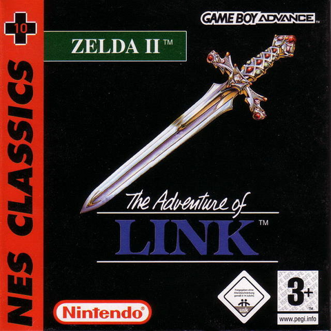 File:Zelda II - The Adventure of Link (NES Classics).png