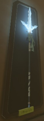 File:Breath of the Wild Elemental Spears (Ice) Frostspear (Weapon).png