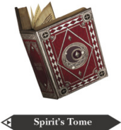 Hyrule Warriors Book of Sorcery Spirit's Tomb (Render)