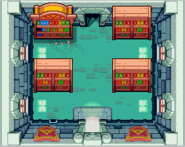 Royal Hyrule Library (Floor 2)