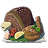 Breath of the Wild Food Dish (Salt-Grilled) Salt-Grilled Gourmet Meat (Icon).png
