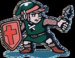 Link (Game & Watch Zelda)