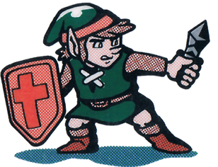 File:Link (Game & Watch Zelda).png