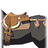 Breath of the Wild Key Items Royal Saddle (Icon)