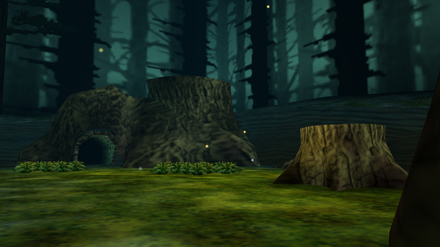 File:Lost Woods (Majora's Mask).png