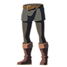 Breath of the Wild amiibo Rune Items (Classic Hero's Clothes Armor Set) Trousers of the Hero (Icon)