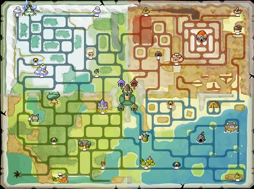Full Rail Map
